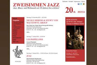 Konzertsaison 2013 / 2014