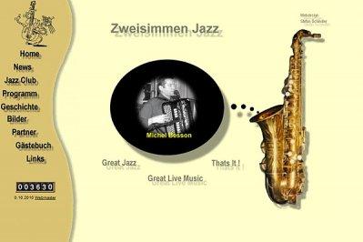 Konzertsaison 2001 / 2002