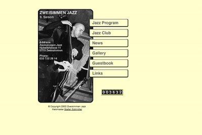 Konzertsaison 2002 / 2003