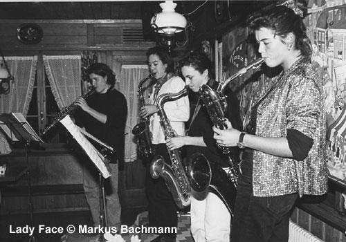 Fotogalerie Konzertsaison 1994 / 1995