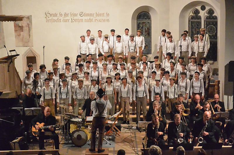 Fotogalerie Konzertsaison 2014 / 2015